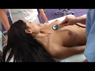 [Gyno-X.com] Satin Bloom (Satin Gyno Exam!)